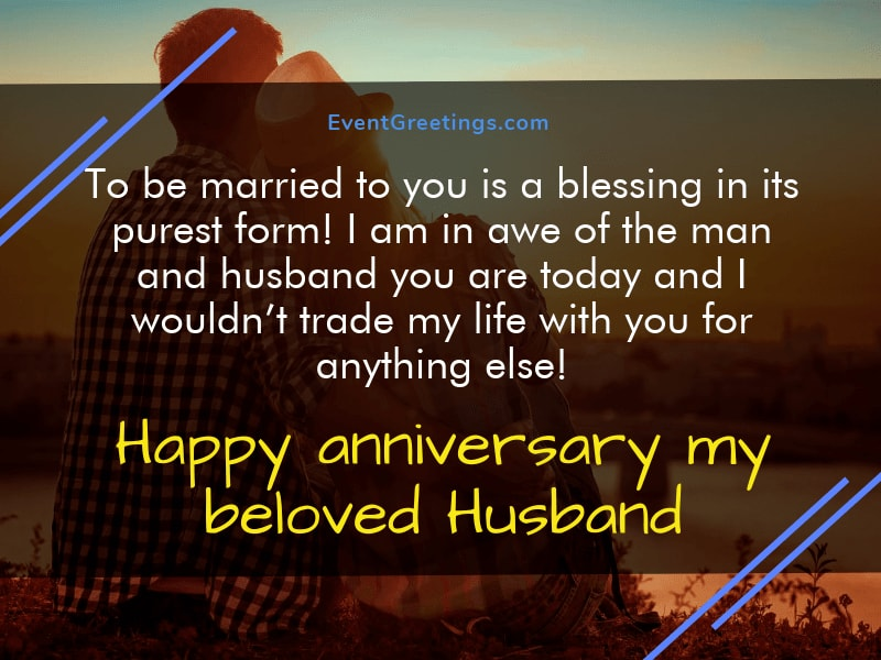 Anniversary Verses For Husband