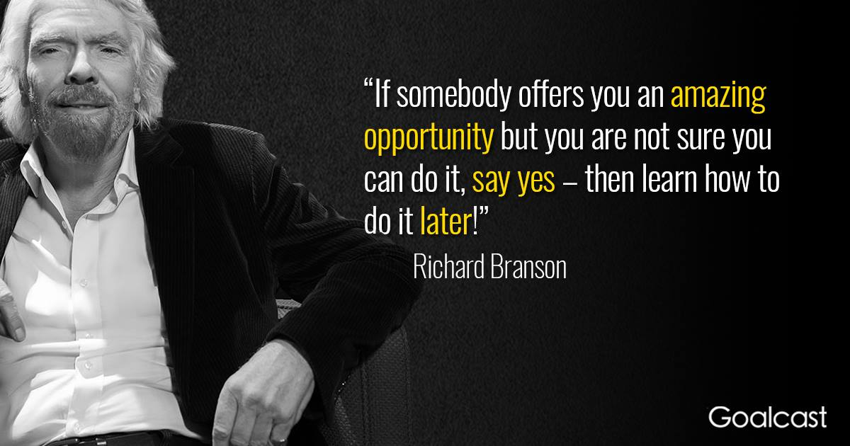 Best Richard Branson Quotes Facebook