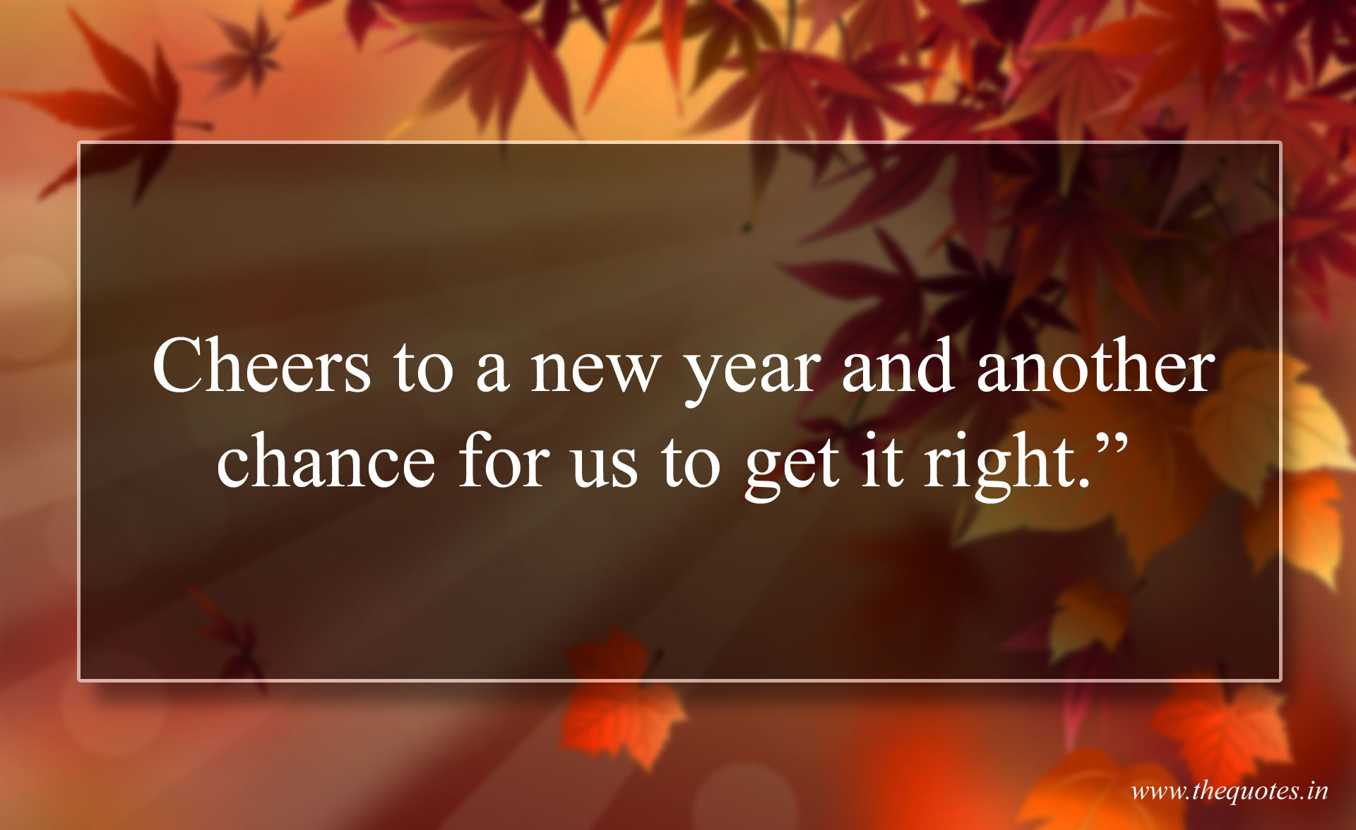 Cheers To A New Year Quotes Tumblr