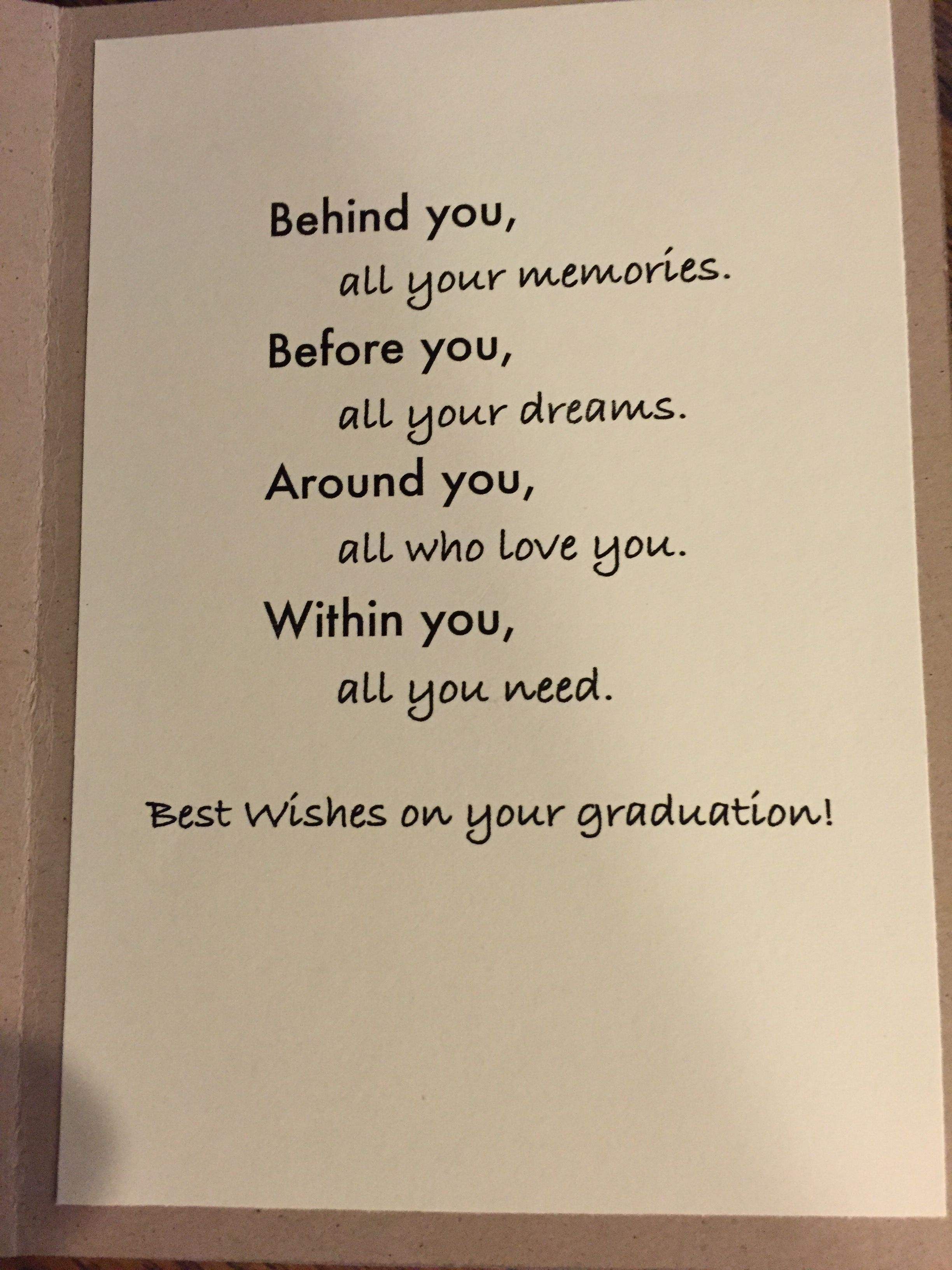 College Graduation Card Quotes Tumblr