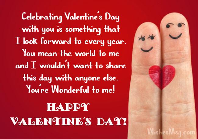 Cute Valentine Wishes Pinterest