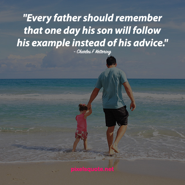 Dad And Son Quotes Facebook