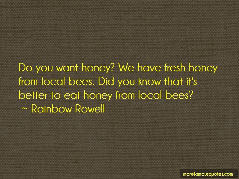 Eat Local Quotes Tumblr