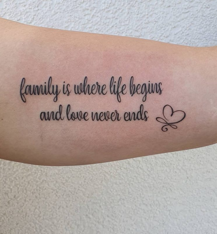 Family Tattoo Quotes Tumblr