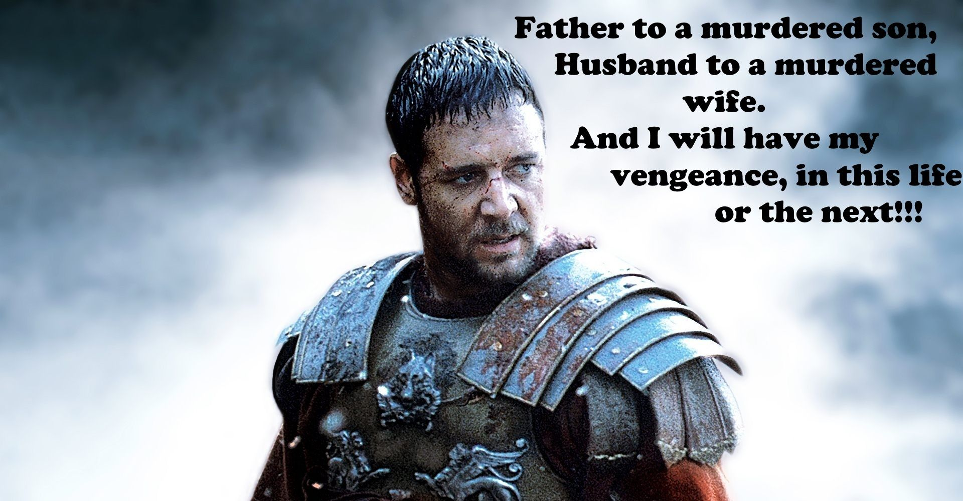 Famous Gladiator Quotes Twitter