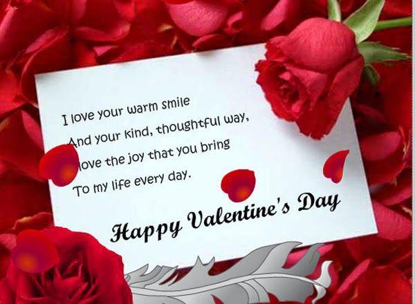 Good Valentines Day Messages Pinterest