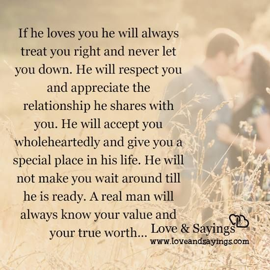 If He Loves You Quotes Facebook