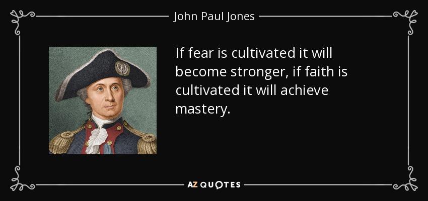 John Paul Jones Famous Quote Pinterest