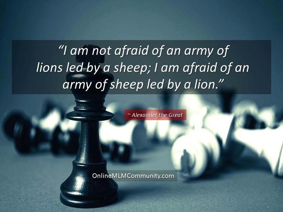 Mlm Success Quotes