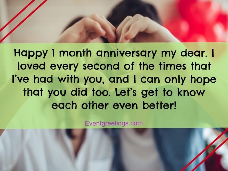 One Month Wedding Anniversary Quotes Pinterest
