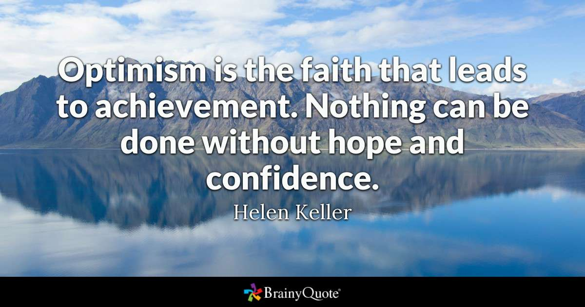 Quotes About Hope And Success