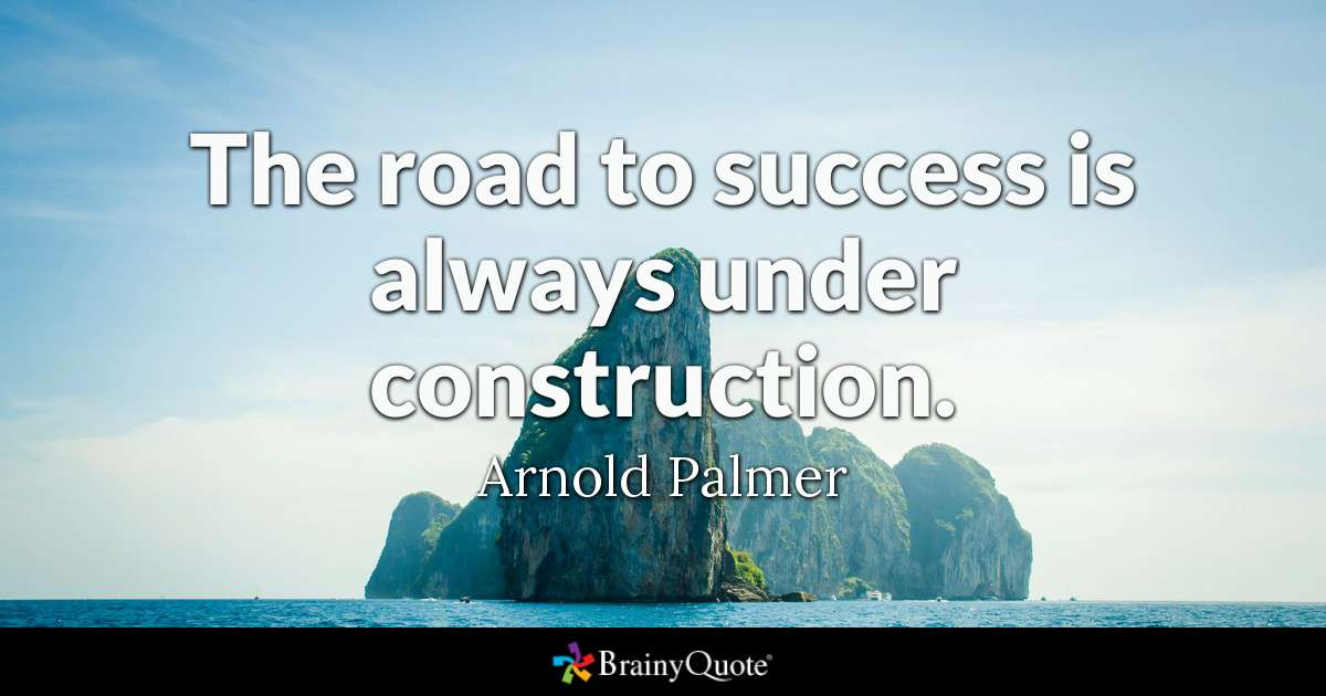 Road To Success Quotes Twitter