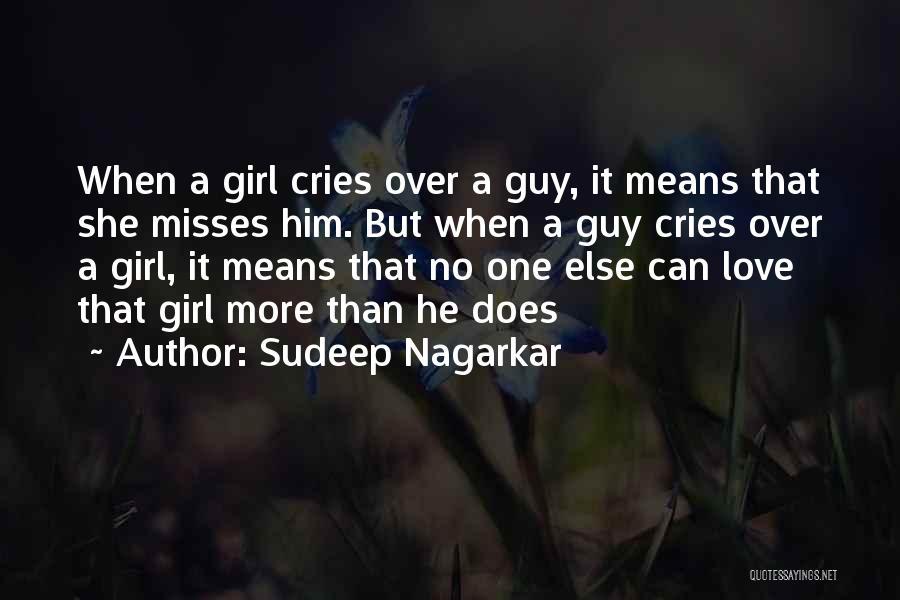 Sudeep Nagarkar Quotes Facebook