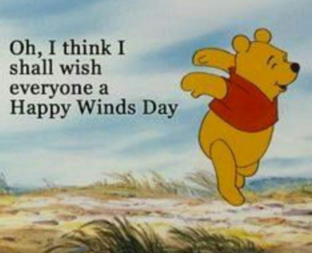 Winnie The Pooh Wednesday Quote Facebook