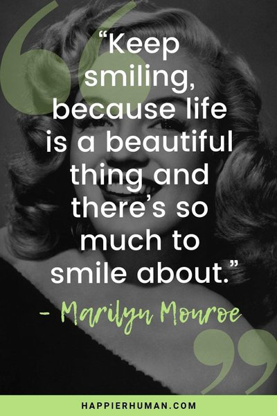Your Smile Is So Beautiful Quotes Tumblr